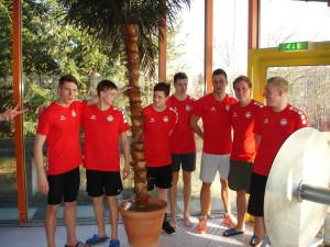 Bild 3 Die Männer steigen in die 1. Landesliga auf
