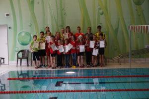 Ehrung des Kreisschwimmverbandes  2016